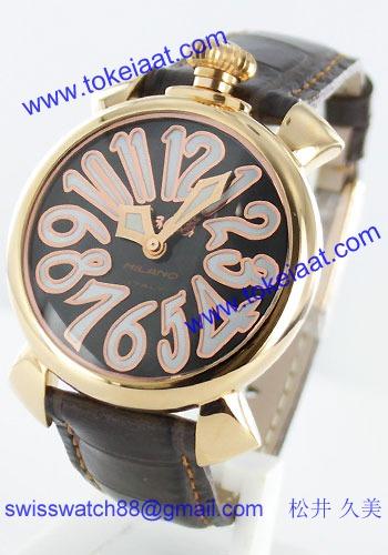 ガガミラノ 5021.3 コピー 時計