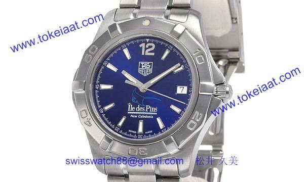 タグホイヤー WAF211T.BA0806 コピー 時計