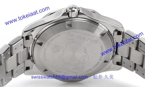 タグホイヤー WAF211T.BA0806 コピー 時計[2]