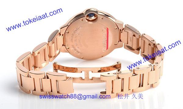 カルティエ W6920068 コピー 時計[3]