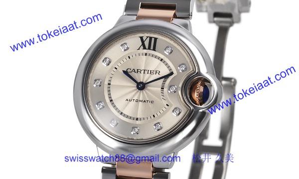 カルティエ WE902044 コピー 時計