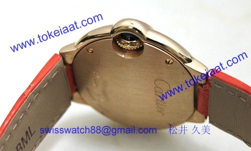 カルティエ WE900151 コピー 時計[3]