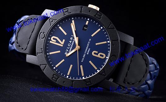 ブルガリ SAP102634 スーパーコピー 時計