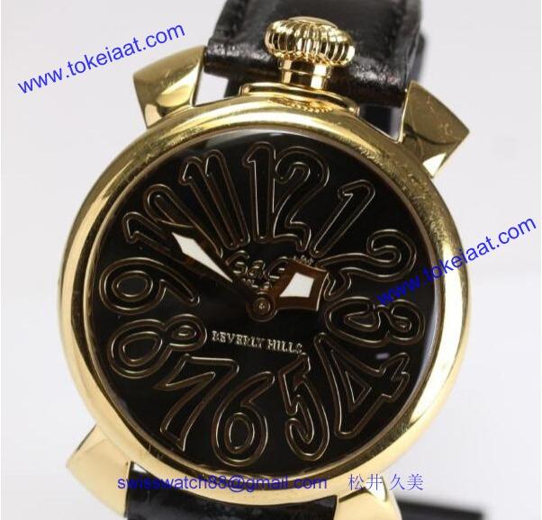 ガガミラノ 5021.BK.BH スーパーコピー 時計