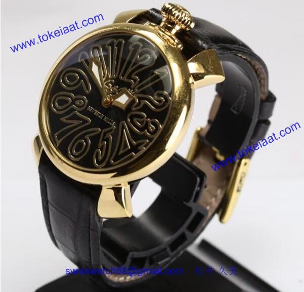 ガガミラノ 5021.BK.BH スーパーコピー 時計[1]
