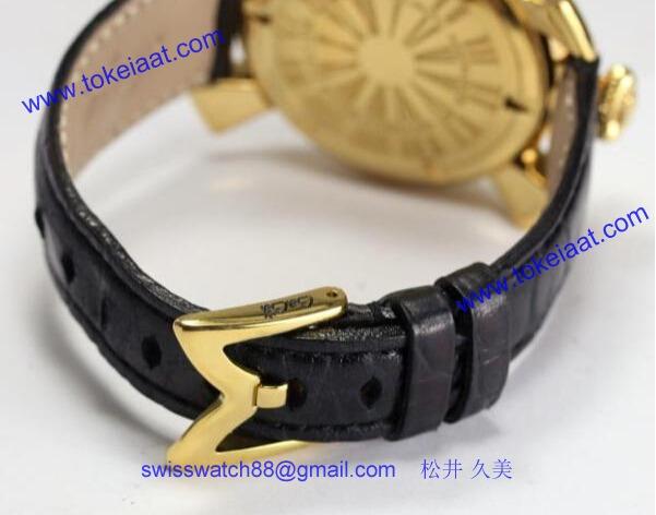 ガガミラノ 5021.BK.BH スーパーコピー 時計[2]