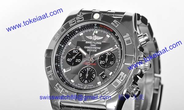 (BREITLING)腕時計ブライトリング 人気 コピー クロノマットB01 A011F46PA