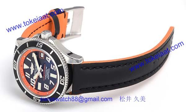 (BREITLING)ブライトリング ブランド コピー 時計スーパー 時計オーシャン42 A187BORSBA