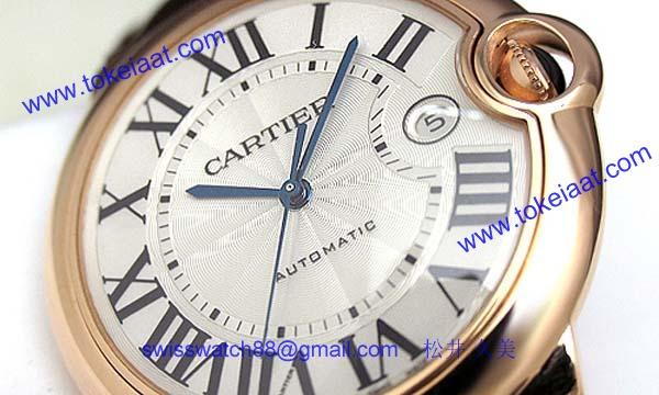 人気 カルティエ ブランド時計コピー 激安 バロンブルー LM W6900651