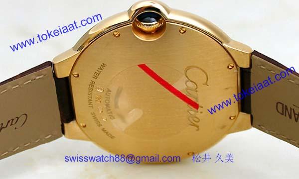 人気 カルティエ ブランド時計コピー 激安 バロンブルー LM W6900551