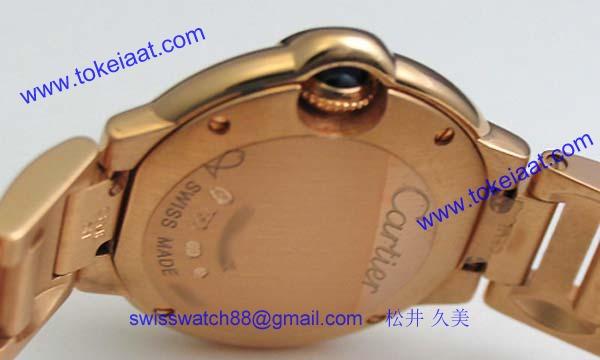 人気 カルティエ ブランド時計コピー 激安 バロンブルー SM W69002Z2