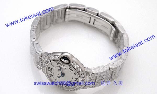 人気 カルティエ ブランド時計コピー 激安 バロンブルー LM W69006Z2