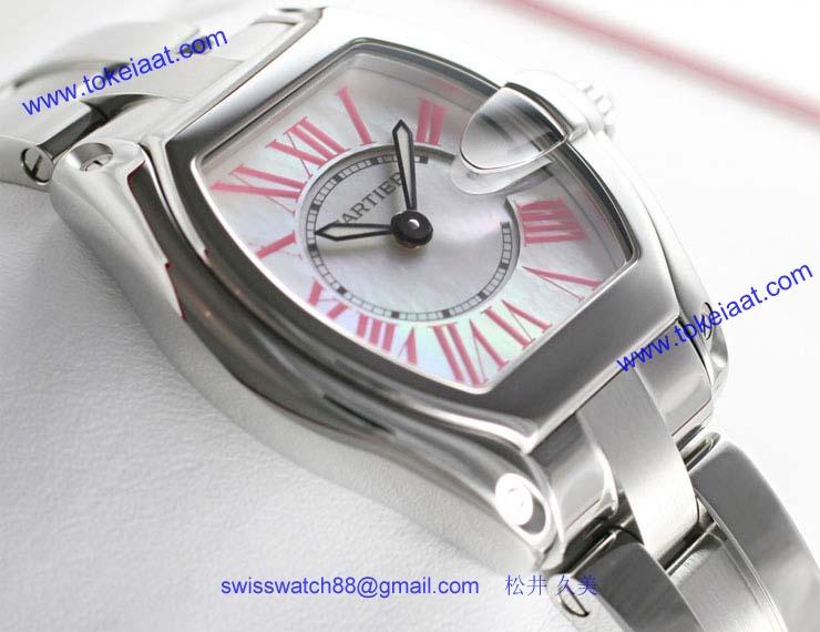 ブランド CARTIERカルティエ 時計コピー ミニロードスター W6206006
