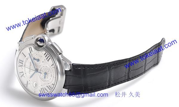 カルティエ コピー時計 バロンブルークロノW6920003