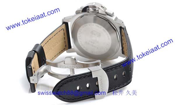 パネライ(PANERAI) ルミノールスーパー時計コピークロノ PAM00162