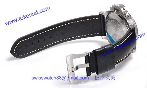 パネライ(PANERAI) コピー時計 ルミノールクロノ デイライト PAM00356