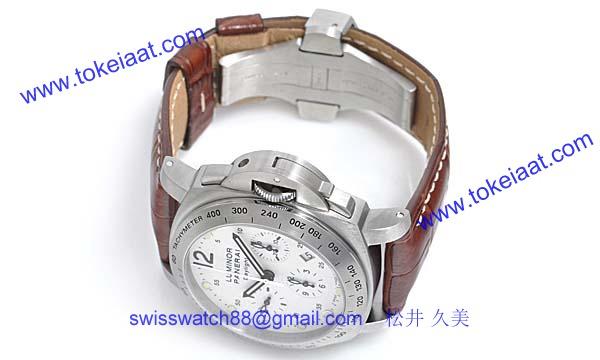 パネライ(PANERAI) コピー時計 ルミノールクロノ デイライト PAM00251