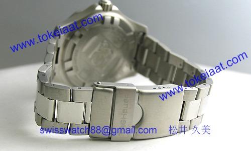 TAG タグ·ホイヤー時計コピー アクアレーサー WAB2011.BA0803