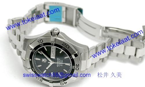 TAG タグ·ホイヤー時計コピー ニューアクアレーサー WAF2010.BA0818