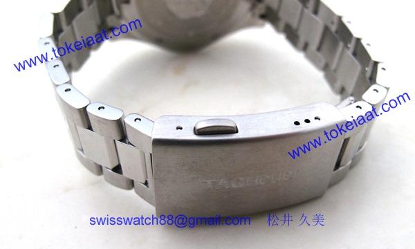 TAG タグ·ホイヤー時計コピー ニューアクアレーサー クロノキャリバーS CAF7012.BA0815