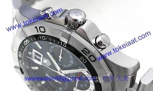 TAG タグ·ホイヤー時計コピー アクアレーサー クロノグラフグランドデイト CAF101A.BA0821