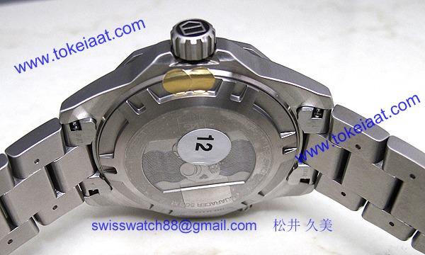 TAG タグ·ホイヤー時計コピー アクアレーサー クォーツ WAJ1113.BA0870