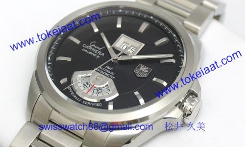 TAG タグ·ホイヤー時計コピー グランドカレラ GMT キャリバー8 WAV5111.BA0901
