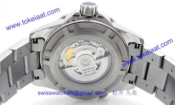 TAG タグ·ホイヤー時計コピー アクアレーサー キャリバー5 WAJ2114.BA0871