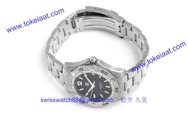 TAG タグ·ホイヤー時計コピー アクアレーサー WAF1110.BA0800