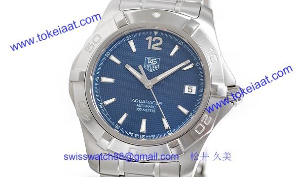 TAG タグ·ホイヤー時計コピー アクアレーサー WAF2112.BA0806
