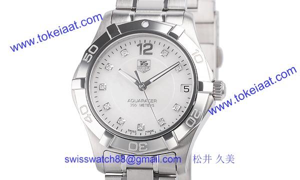 TAG タグ·ホイヤー時計コピー アクアレーサー WAF1312.BA0817