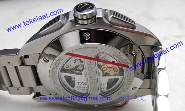 TAG タグ·ホイヤー時計コピー キャリバー36RS キャリバークロノ CAV5115.BA0902