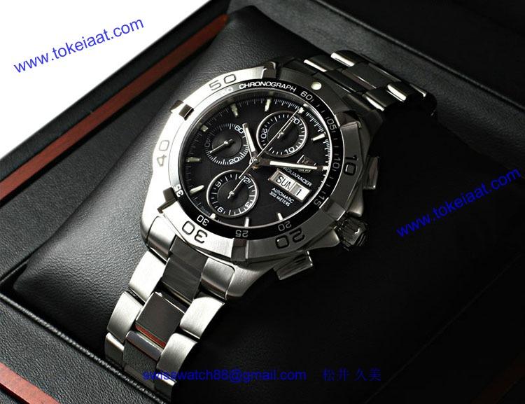 ブランド タグ·ホイヤー時計コピー アクアレーサークロノ デイデイト CAF2010.BA0815