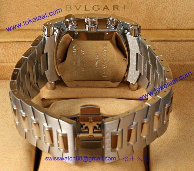 ブランド ブルガリBvlgari 時計コピー アショーマクロノ AA48BSSDCH