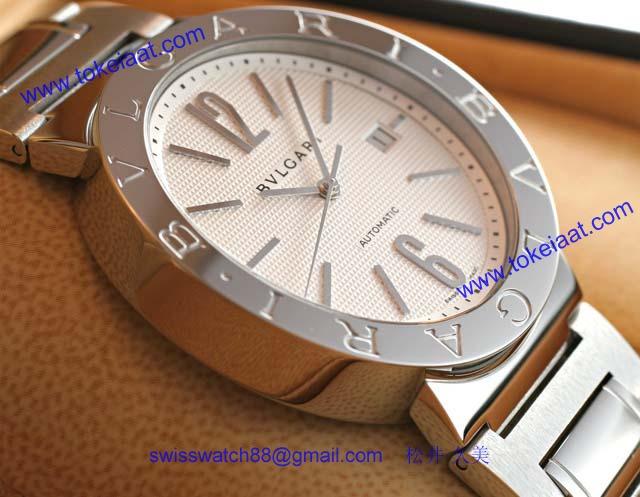 ブランド ブルガリBvlgari 時計コピー ブルガリブルガリ BB42WSSD/N