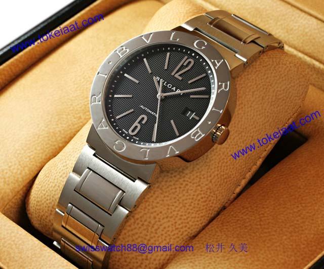ブルガリ時計 スーパーコピーブルガリブルガリ BB42BSSD/N
